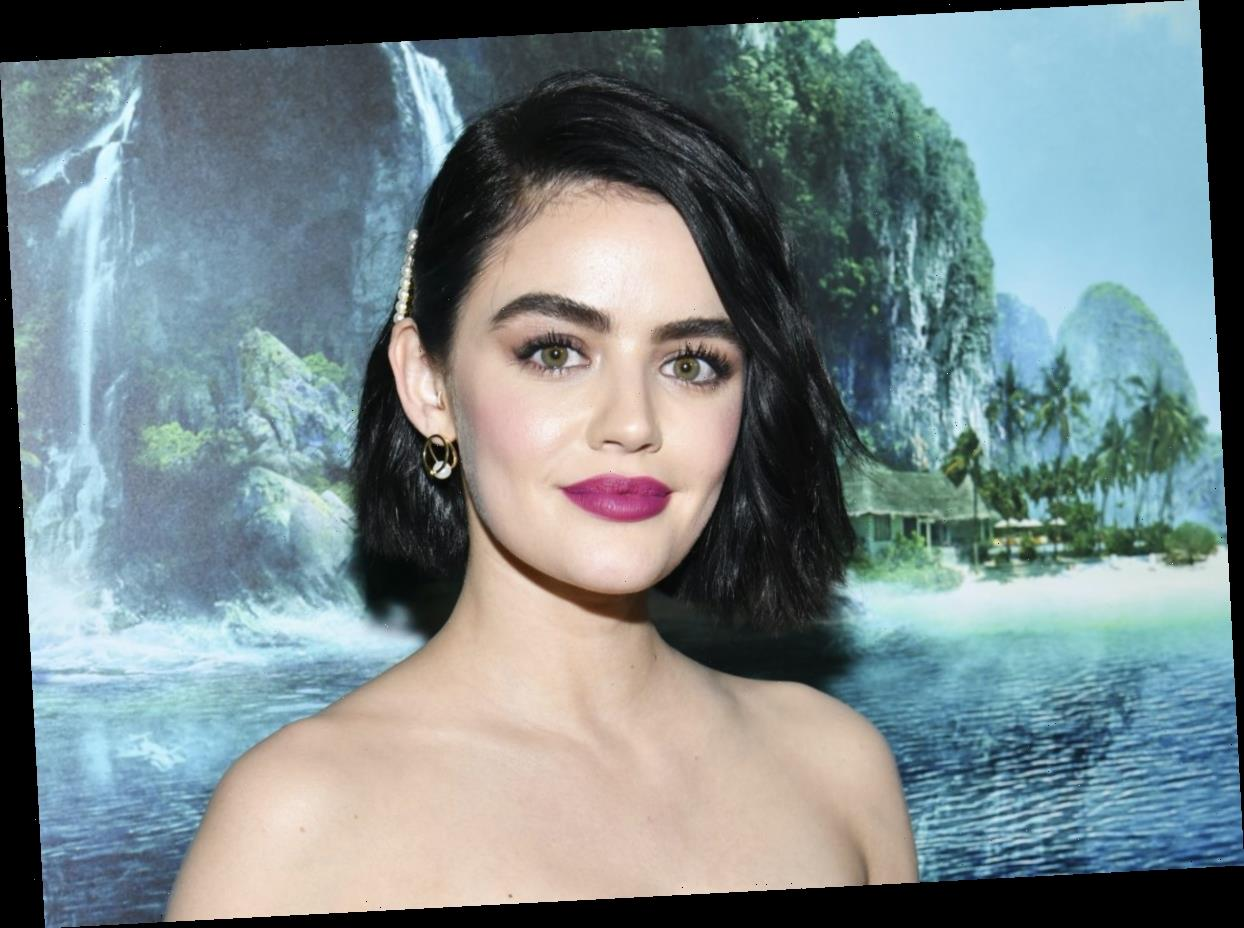 Who Did Lucy Hale Date From 'Wizards of Waverly Place'?