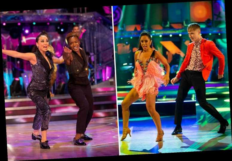 Strictly's return pulls in 1.6MILLION more viewers than last year