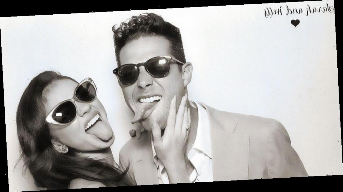 Cheers to 3 Years! Sarah Hyland Gushes Over Wells Adams on Anniversary