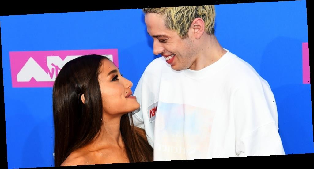 Fans Think Ariana Grande Is Subtly Dissing Pete Davidson With This 'Positions' Lyric