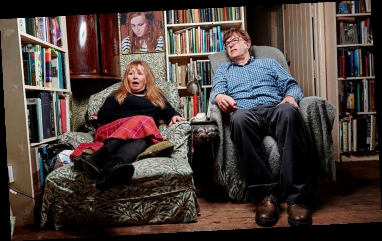 Gogglebox star Mary reveals she and Giles call each other 'nutty' because they are 'a bit mad'