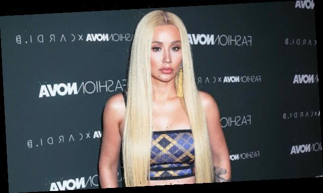 Iggy Azalea Posts Son Onyx's Face For The First Time Since She Gave Birth — Pic