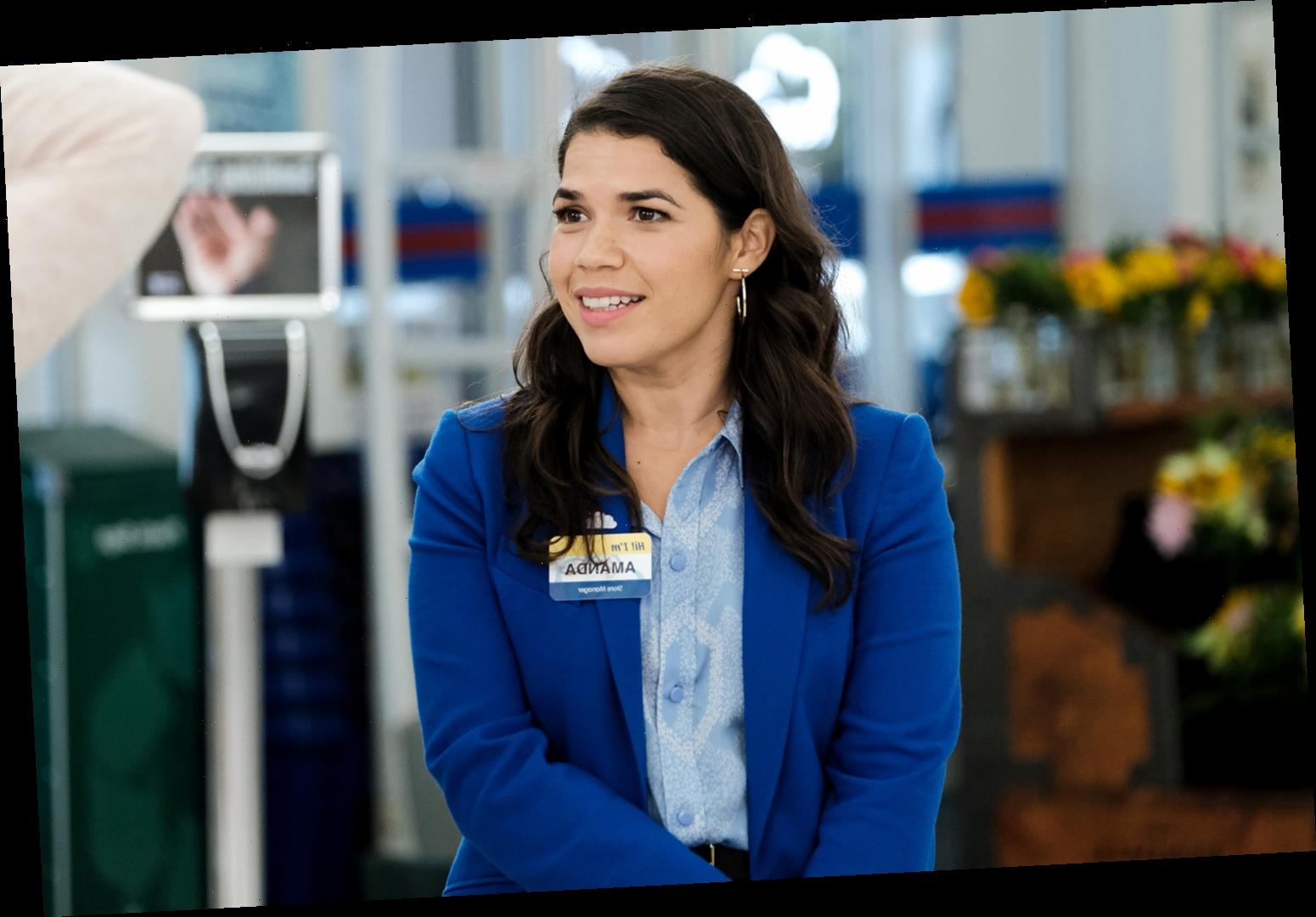 America Ferrera Says Her Final Superstore Episode Is a 'Tearjerker': 'Have the Kleenex Nearby'