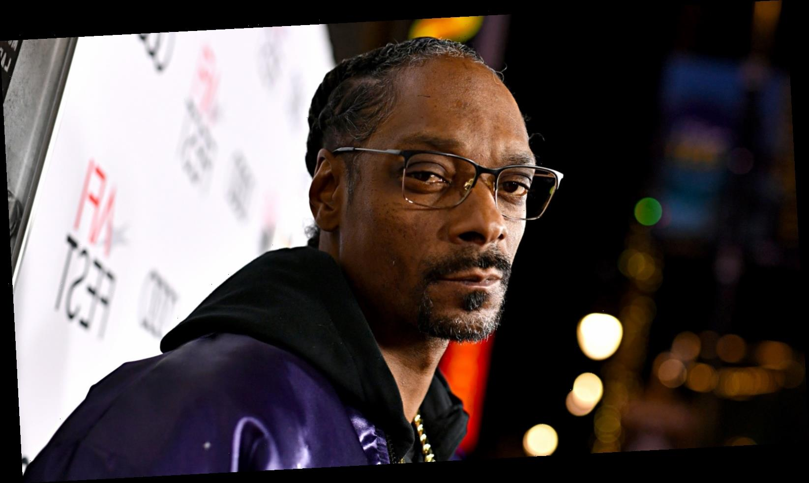 First-time voter Snoop Dogg is not undecided in 2020