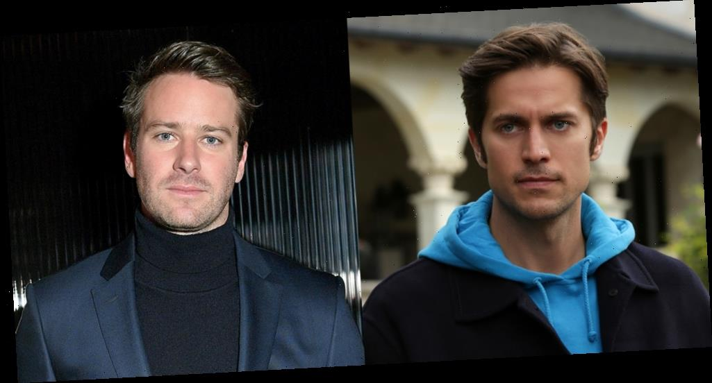 Emily in Paris' Lucas Bravo Reacts to the Armie Hammer Comparisons