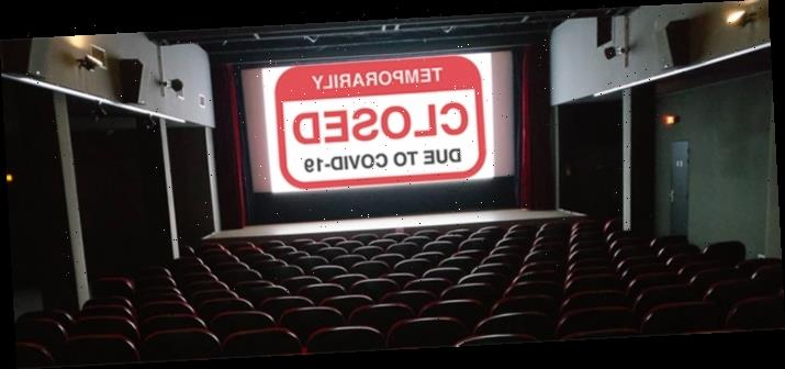 Cineworld Officially Closing All Regal Cinemas and U.K. Theaters This Week, Odeon in the U.K. Closing on Weekdays