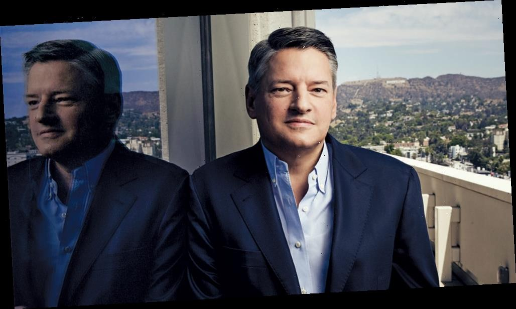 Netflix's Ted Sarandos on Expanding Animation, Global Vision and His Leadership Style