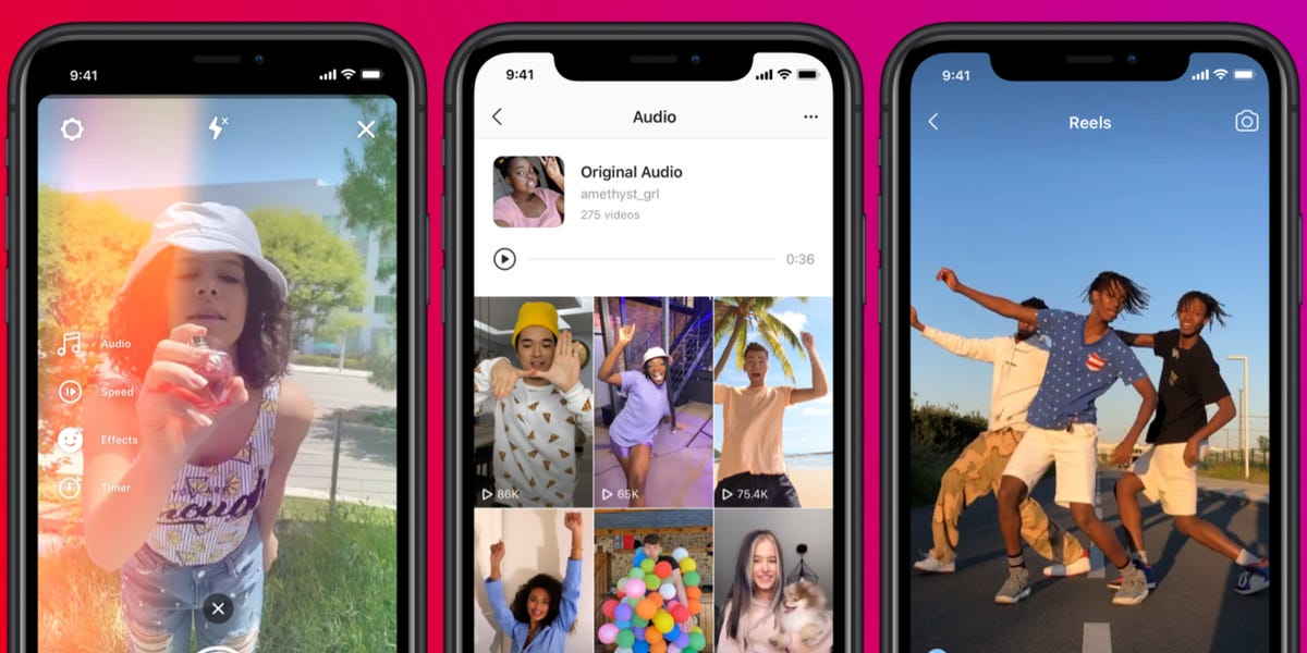 Music marketers say Instagram's Reels can help record labels reach new audiences but that it lacks some key features that make TikTok the industry leader