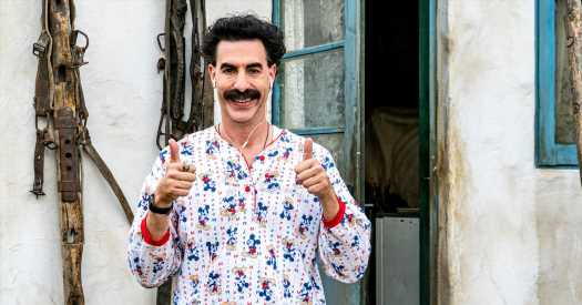 'Borat Subsequent Moviefilm' Review: More Cultural Learnings