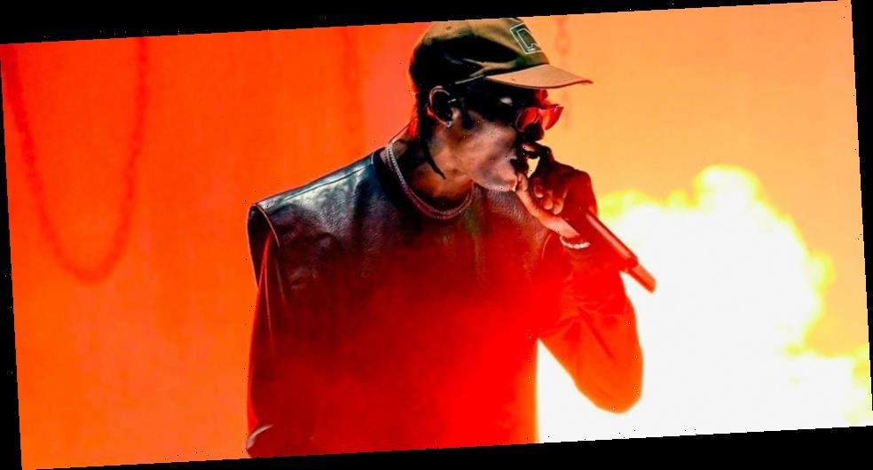 Travis Scott Breaks Record as First Artist With Three No. 1 Debuts in One Year