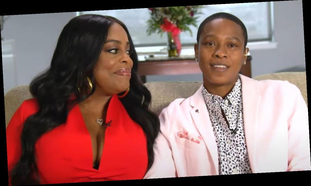 Newlyweds Niecy Nash and Jessica Betts Share Their Love Story