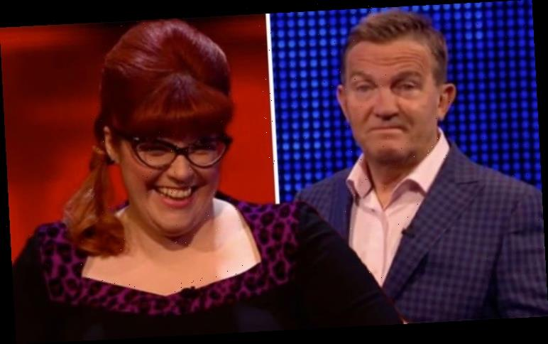 The Chase: Bradley Walsh speechless as Jenny takes brutal swipe at host's age