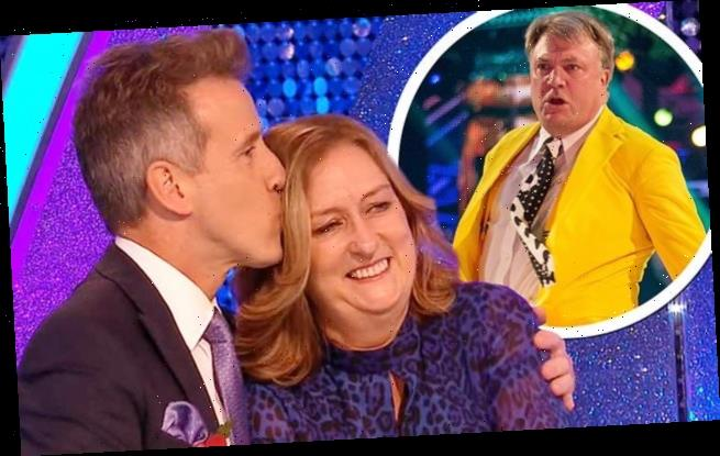 Jacqui Smith reveals Ed Balls told her to 'have a ball' on Strictly