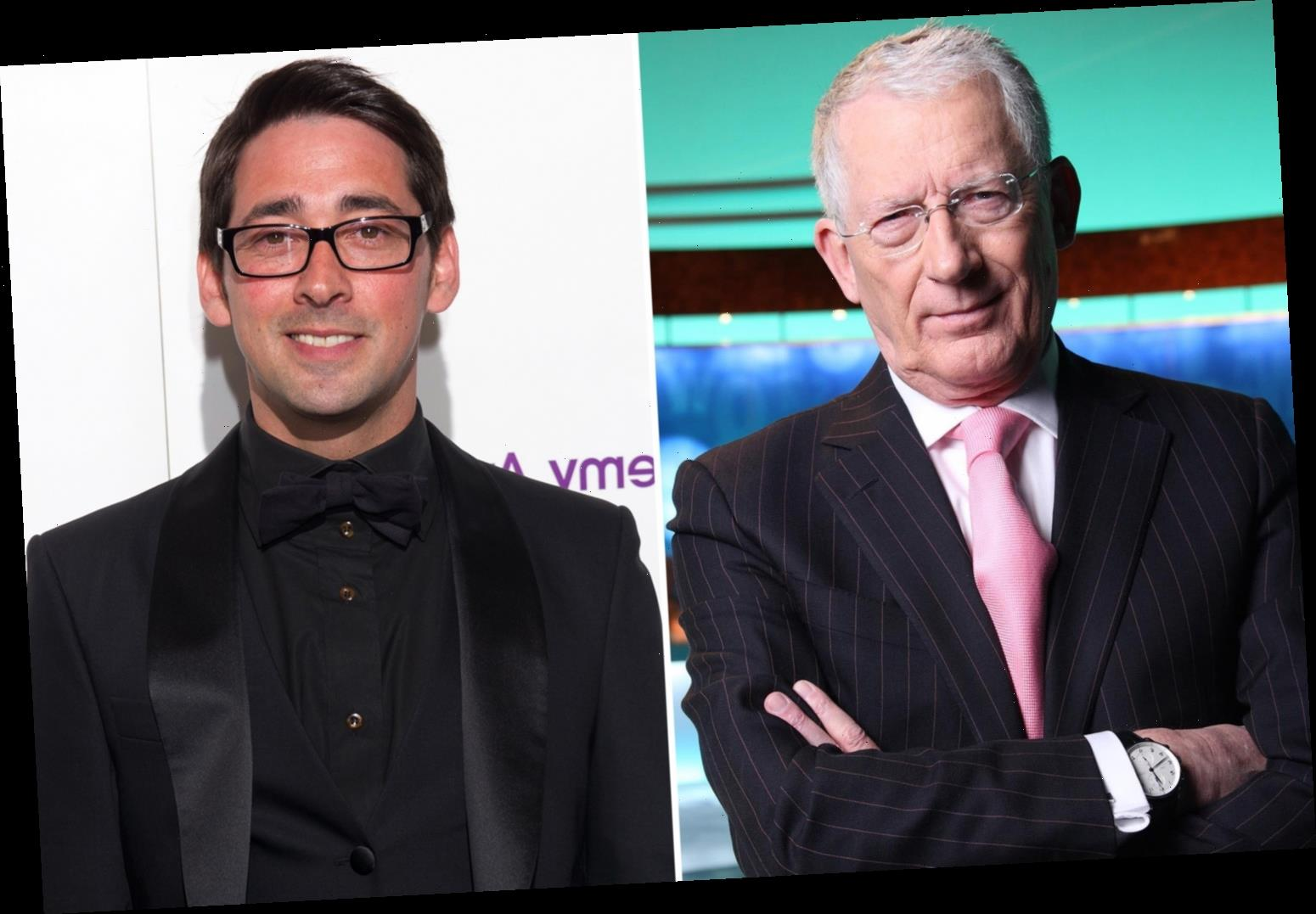 Countdown host Nick Hewer, 76, is replaced by Colin Murray as he shields from coronavirus