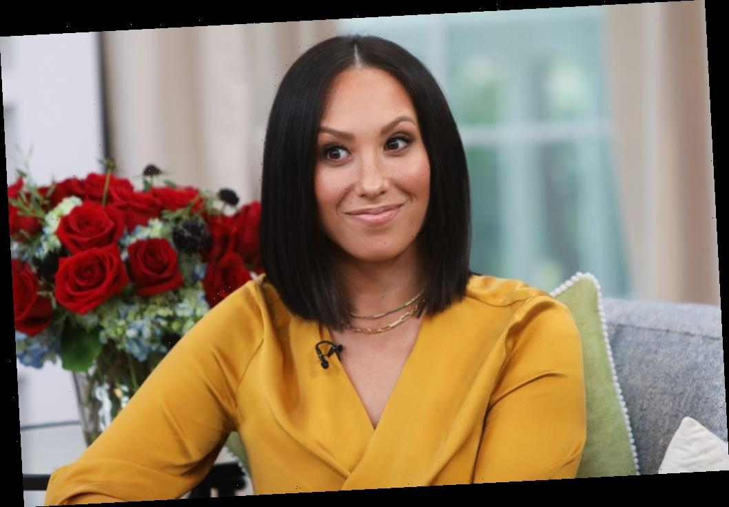 The 'Dancing With the Stars' Moment That Caused Cheryl Burke To Drink