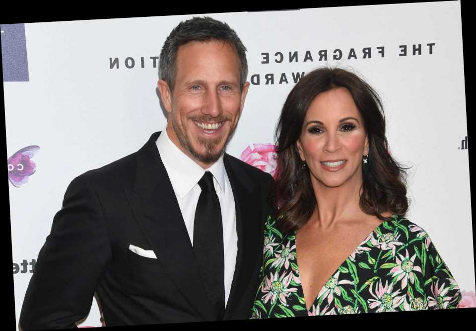 Who is former Loose Women star Andrea McLean's husband Nick Feeney? – The Sun