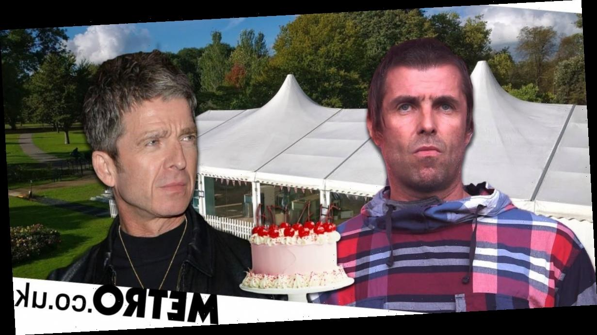 Liam Gallagher suggests ending Noel feud on Great British Bake Off