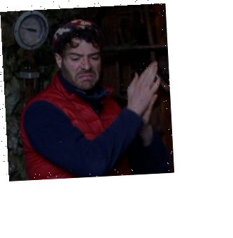 I'm A Celebrity fans in hysterics as 'disgusted' Jordan pulls a face and sanitises his hands after Ruthie's footrub