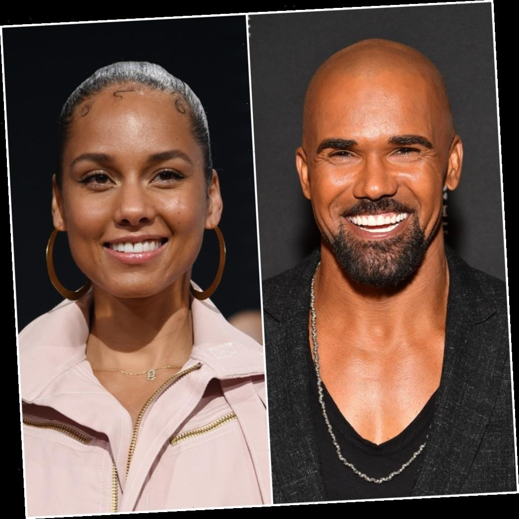 Shemar Moore Recalls Alicia Keys Turning Him Down for a Date: 'All the Cool in Me Was Gone'