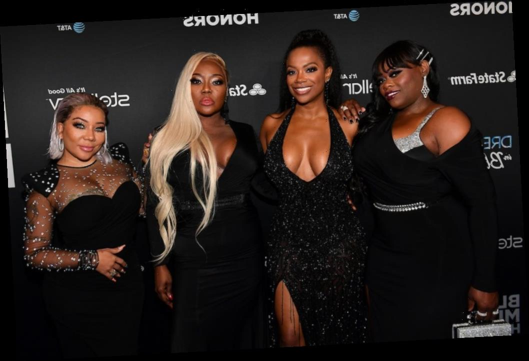 How The Notorious B.I.G. Offended Kandi Burruss and Her Group Members