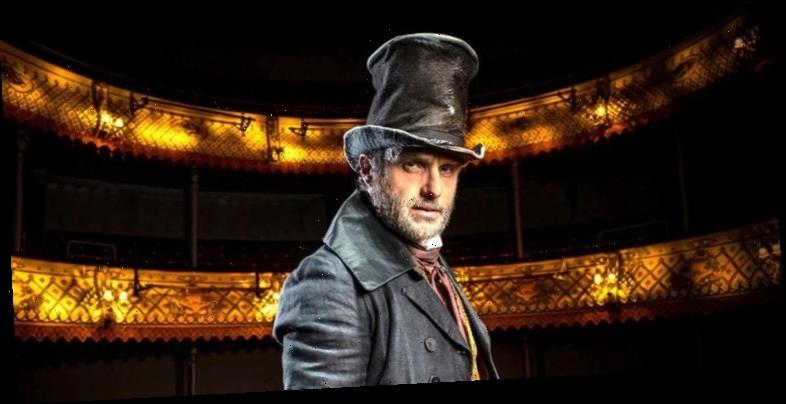 Andrew Lincoln Trades Zombies For Ghosts as Star of Live-Stream Production of 'A Christmas Carol'