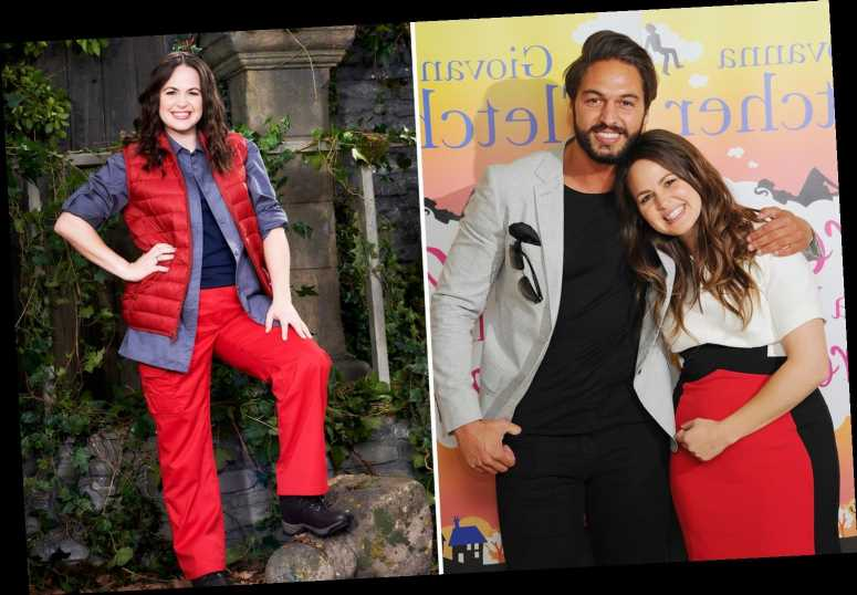 I'm A Celebrity's Giovanna Fletcher saved brother Mario Falcone's life after suicide bid, Towie star reveals