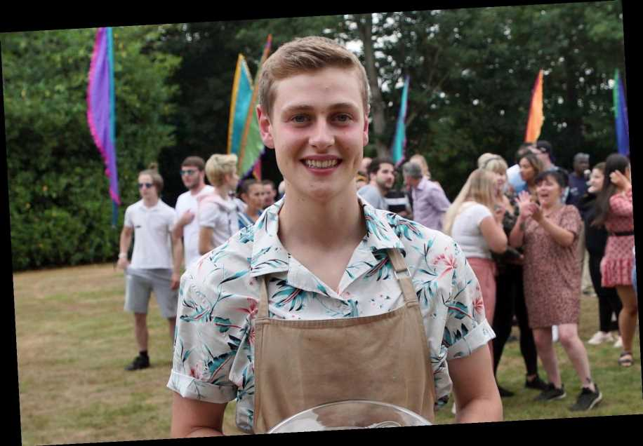 Bake Off's Peter hid show win from uni flatmates for 4 months and they only found out watching 2020 final last night