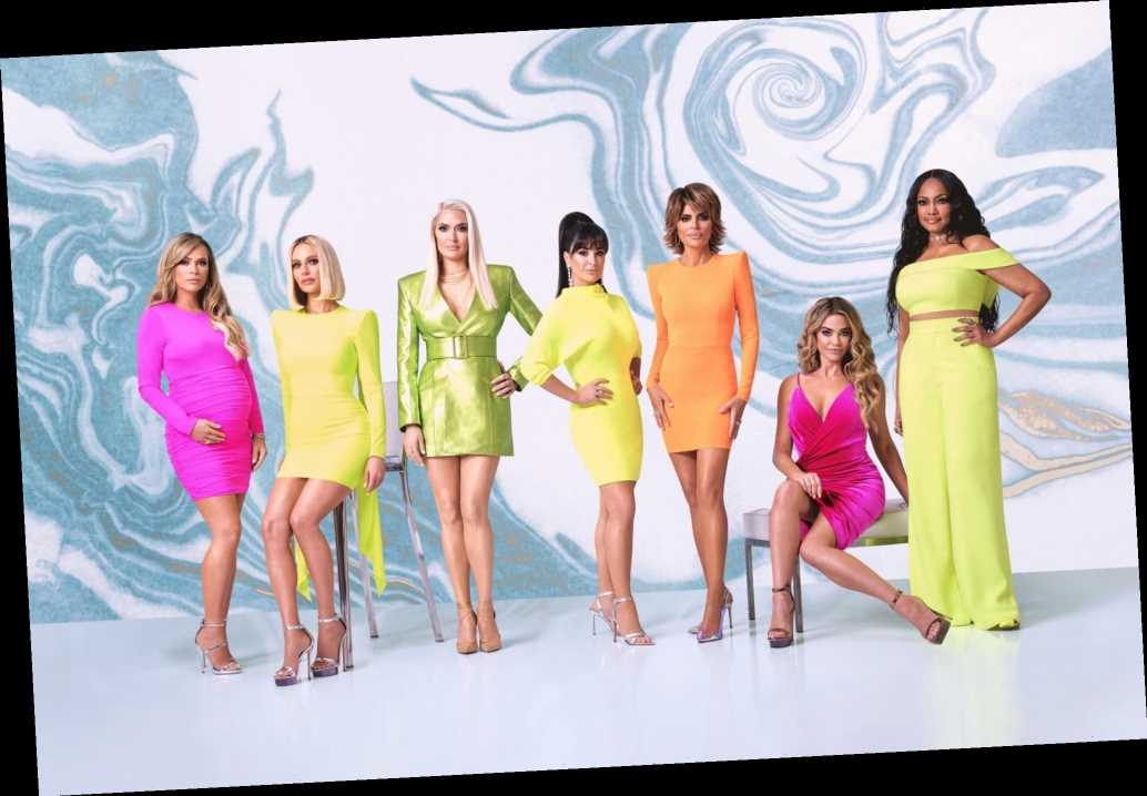 Real Housewives of Beverly Hills Season 11 Filming Suspended Due to COVID Concerns
