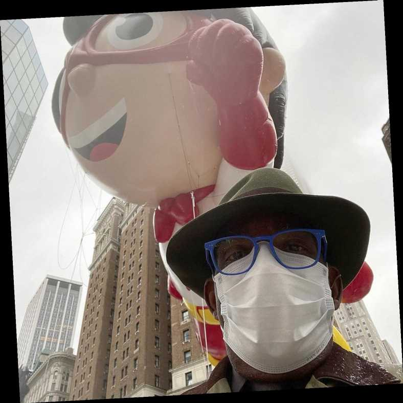Al Roker Co-Hosts Macy's Thanksgiving Parade 2 Weeks After His Surgery for Prostate Cancer