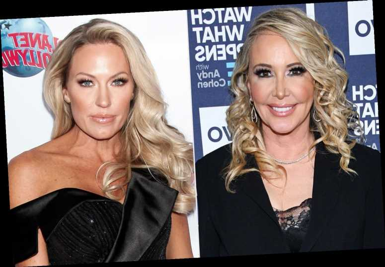 RHOC: Shannon Beador Says 'the Liar Story Has to Stop' amid Fight with Braunwyn Windham-Burke