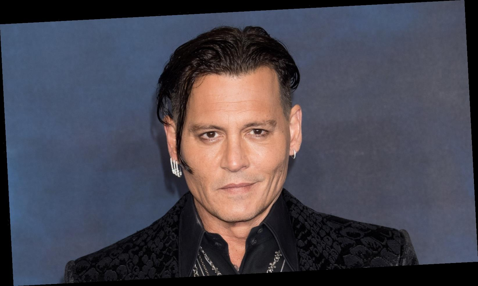 The real reason Johnny Depp is dropping out of Fantastic Beasts