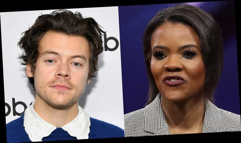 Candace Owens' comments about Harry Styles are sparking controversy