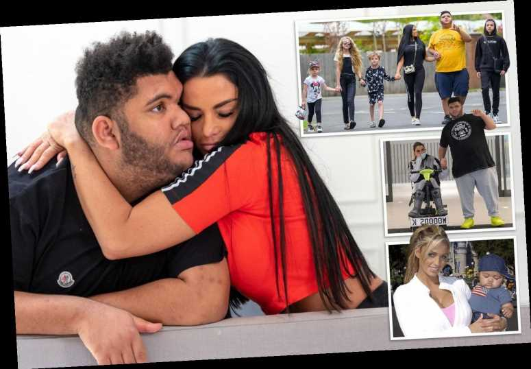 I'm so worried about 29st Harvey — eating is killing him, says Katie Price