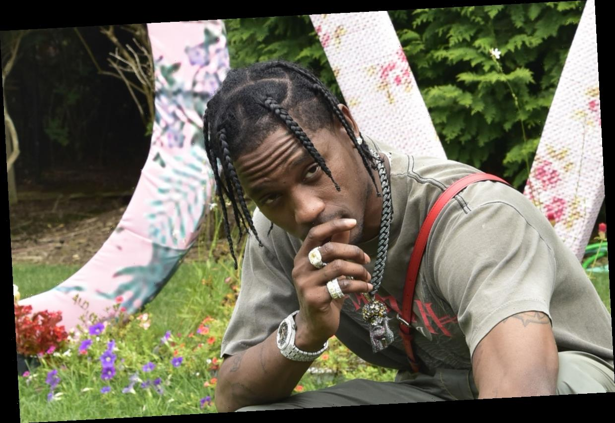 Here's Why Travis Scott Really Deleted His Instagram Account