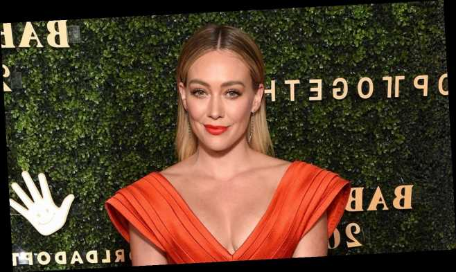 Pregnant Hilary Duff Reveals She Was 'Exposed to COVID'