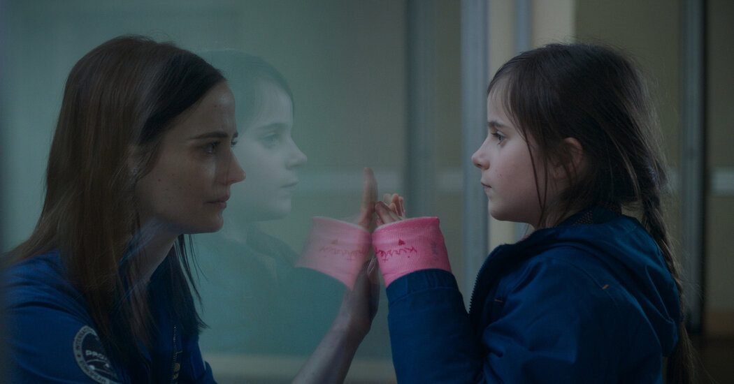 'Proxima' Review: Separation Anxiety