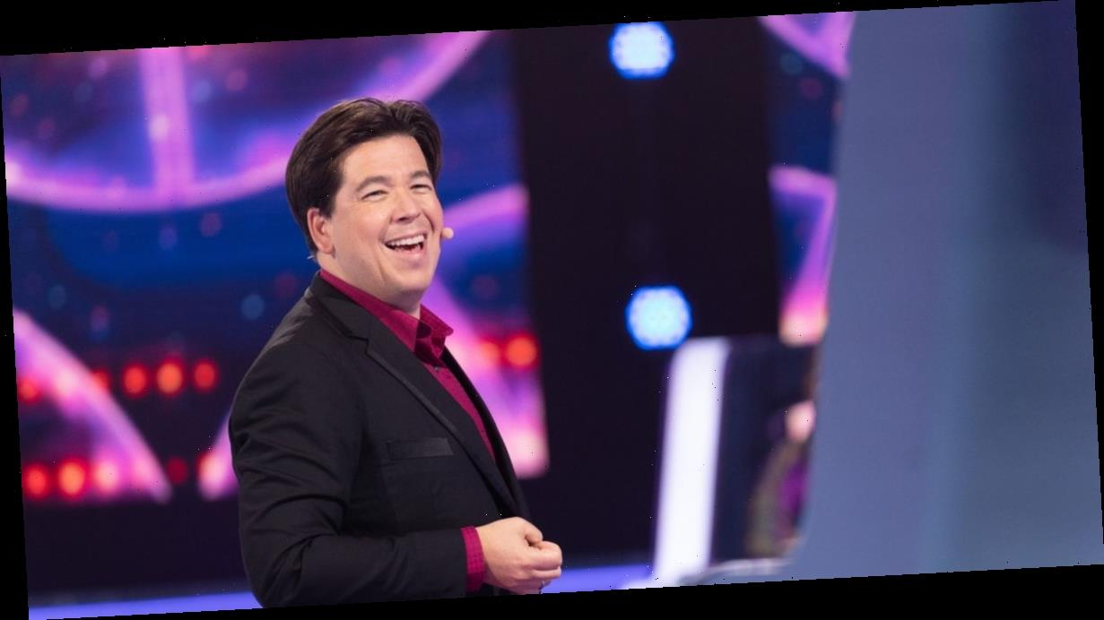 Michael McIntyre gets another spin of The Wheel as bosses bid for second series