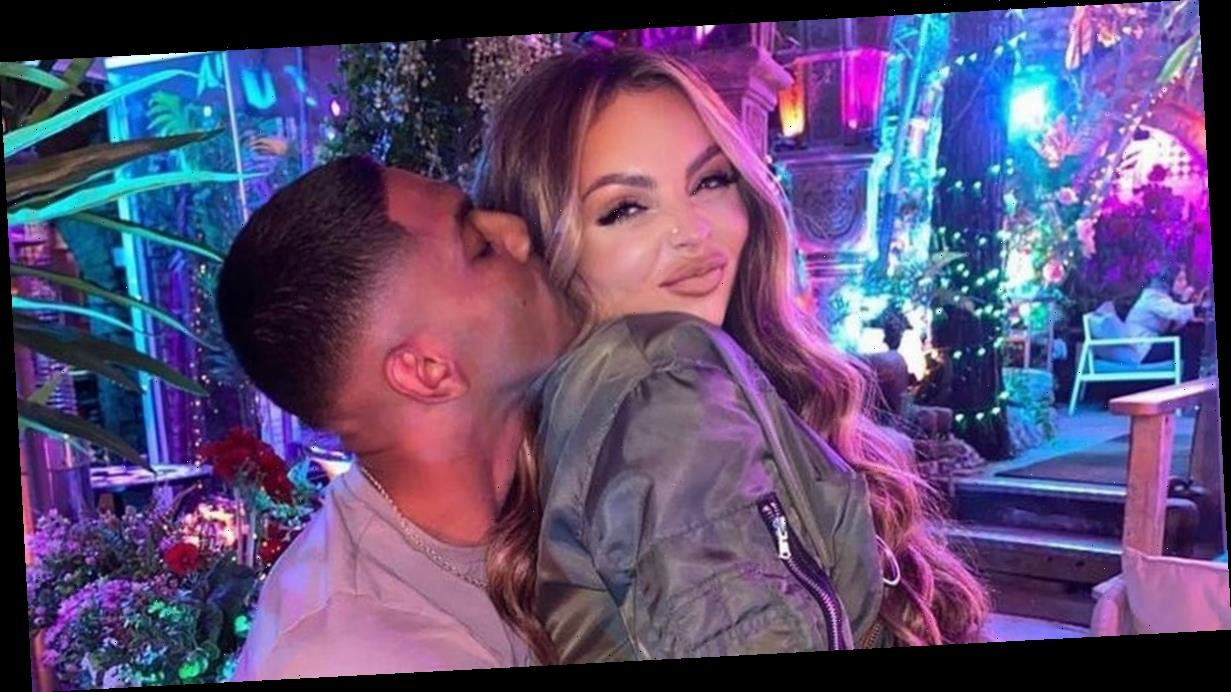 Jesy Nelson's boyfriend Sean Sagar shares cryptic post after her Little Mix exit
