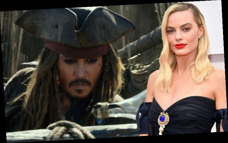 Pirates of the Caribbean: Depp replacement Margot Robbie 'wants her character to be LGBT'