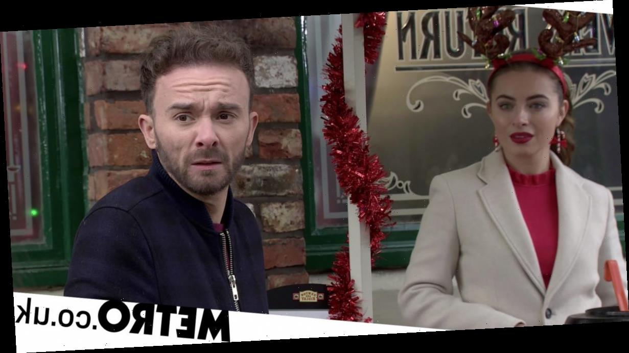 Spoilers: Shock affair for David and Daisy in Corrie this Christmas?