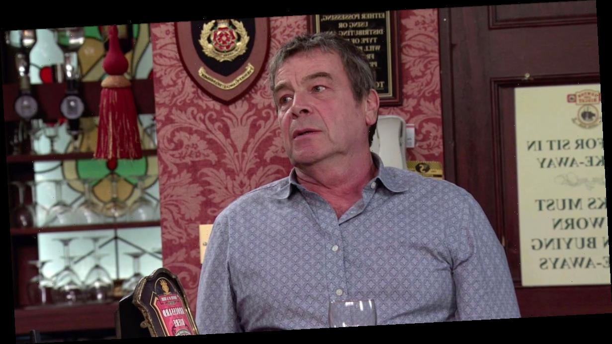 Corrie spoilers: Johnny tragic relapse, Leanne suicide fears and exit twist