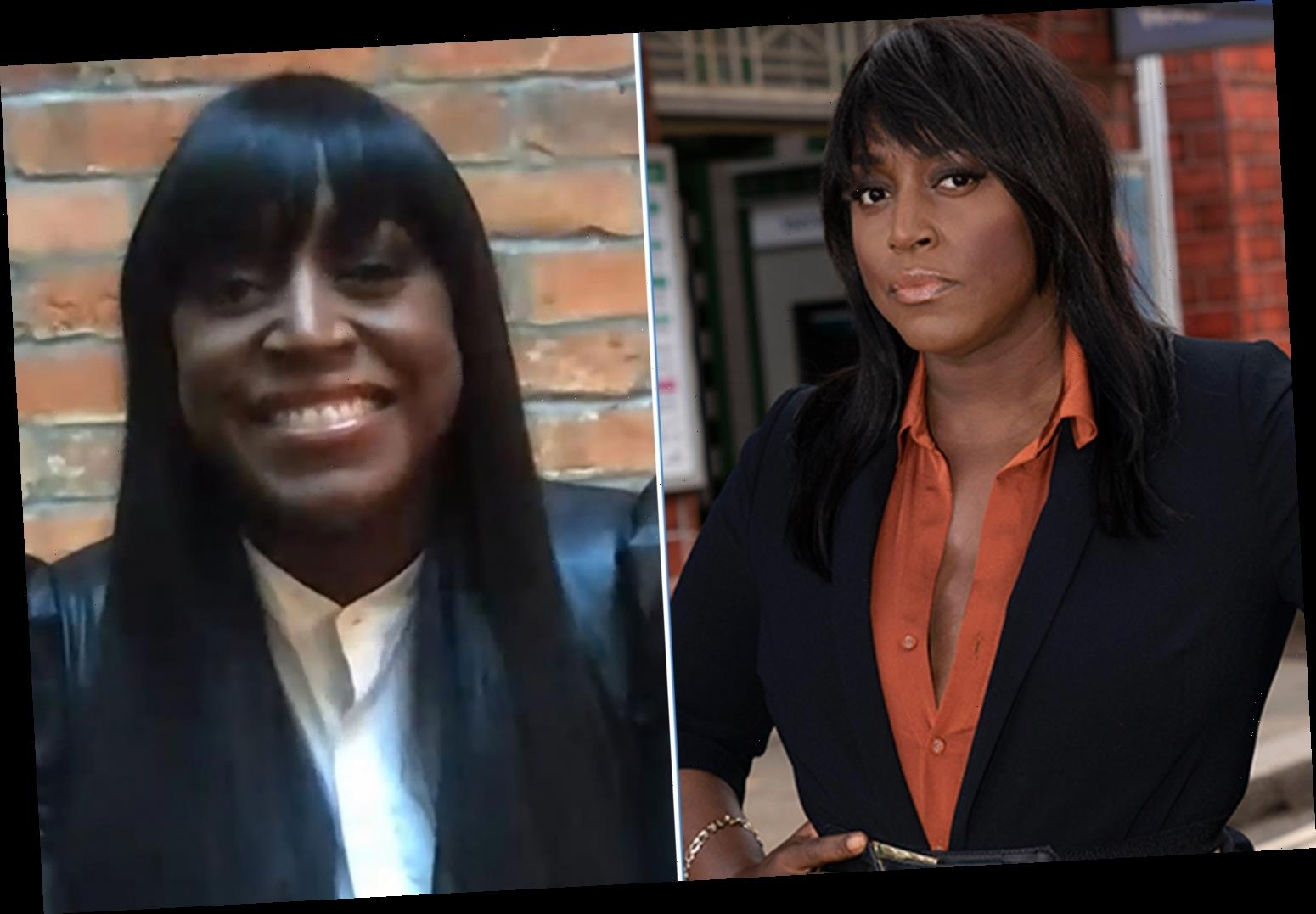 Mica Paris calls for EastEnders bosses to 'come and get me' as she pushes for evil Ellie return