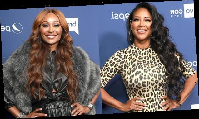 'RHOA' Preview: Kenya Moore Accuses Cynthia Bailey Of Turning Her Wedding Into 'A Big Show'