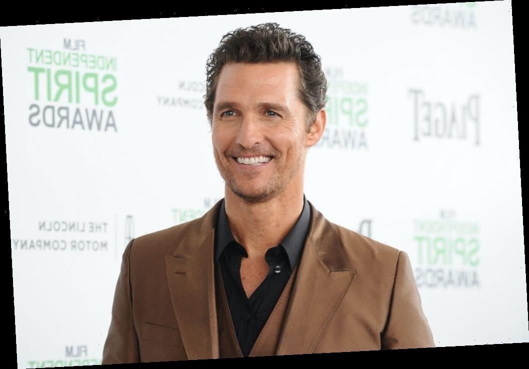 Matthew McConaughey Reveals Why He Had to Step Away From Acting: 'I Went Away For a While'