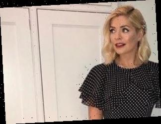Inside Holly Willoughby's £3m London home where her family are spending Christmas