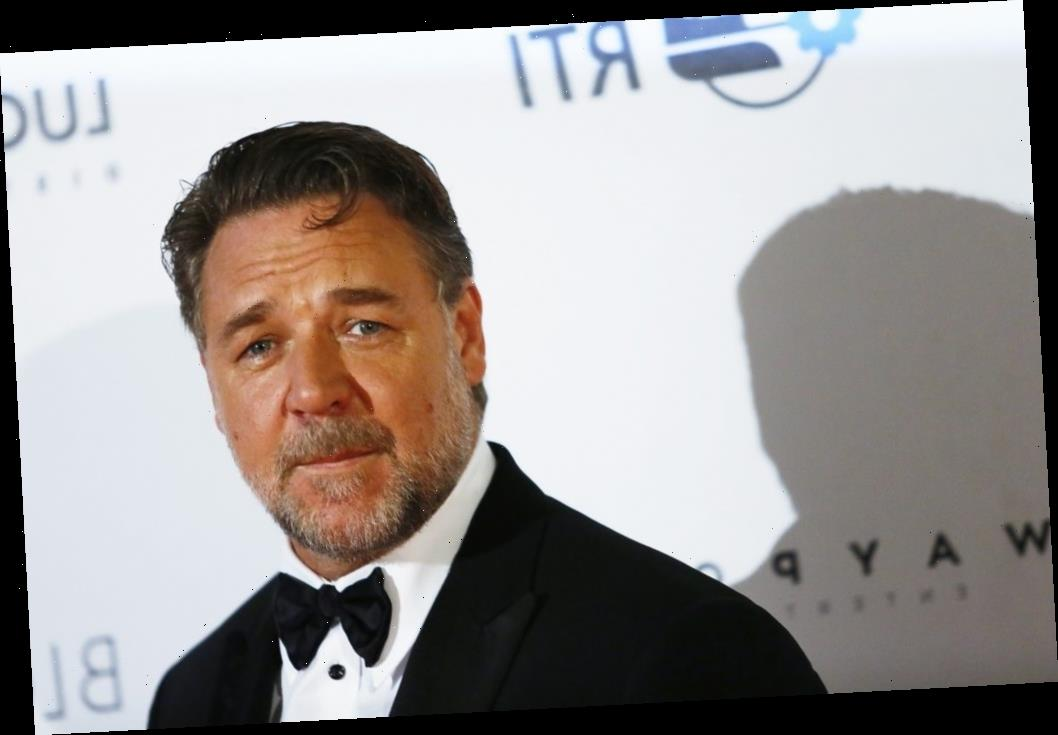 Russell Crowe's Short Temper Once Landed Him With a Felony Charge