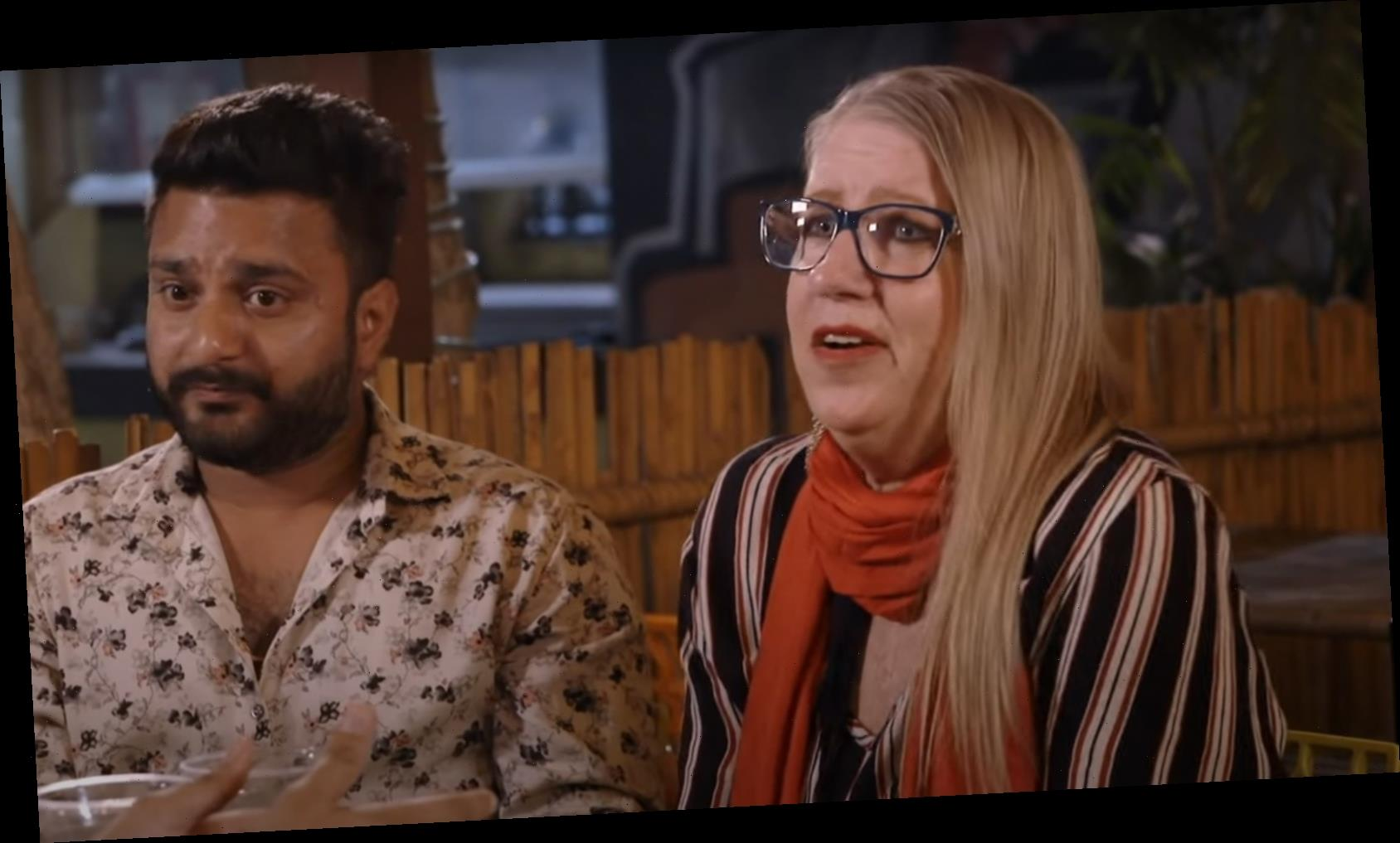 '90 Day Fiancé': Jenny's Terrifying Encounter with Sumit's Family Was 'So Much Worse' In Real-Life Says TLC's Shaun Robinson