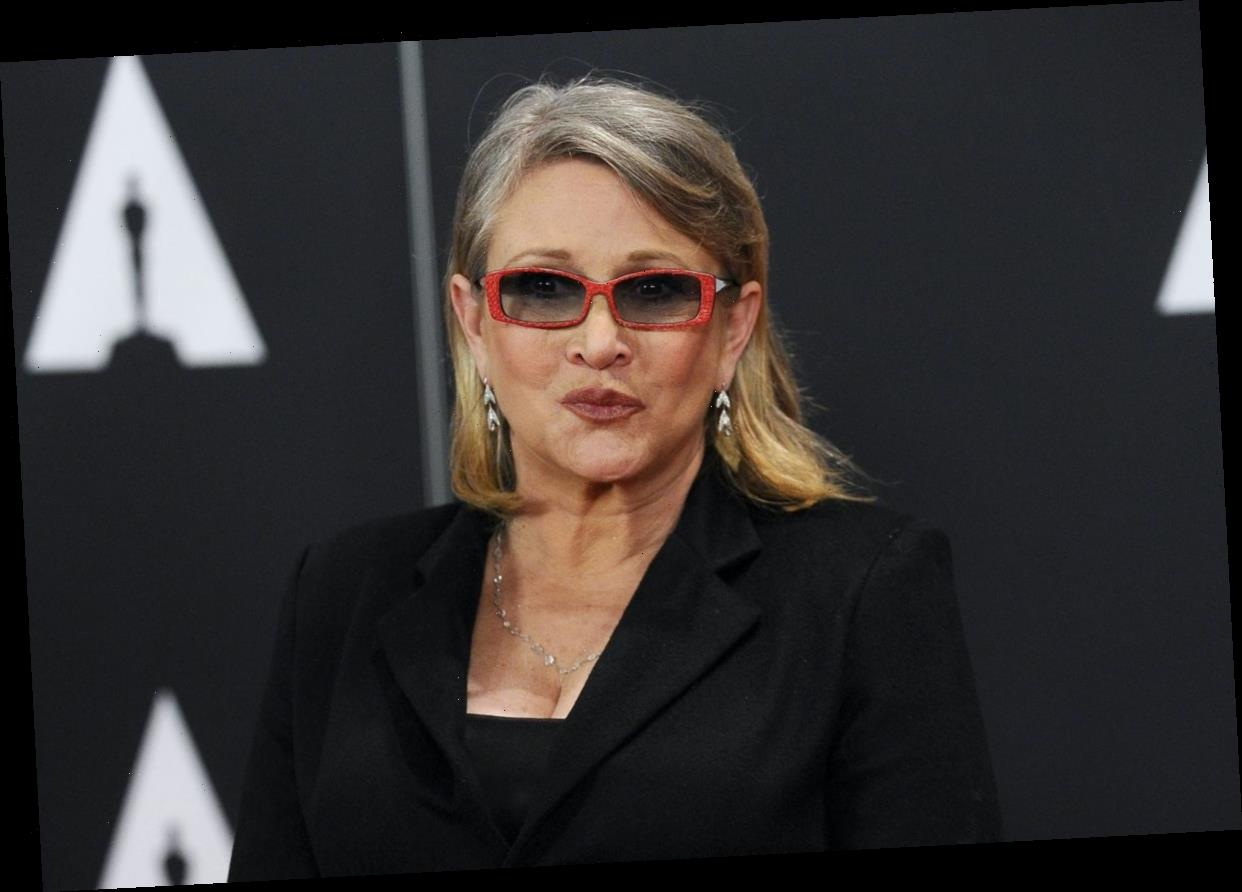 Carrie Fisher's '30 Rock' Episode Was a Dark Commentary on Her Hollywood Experience