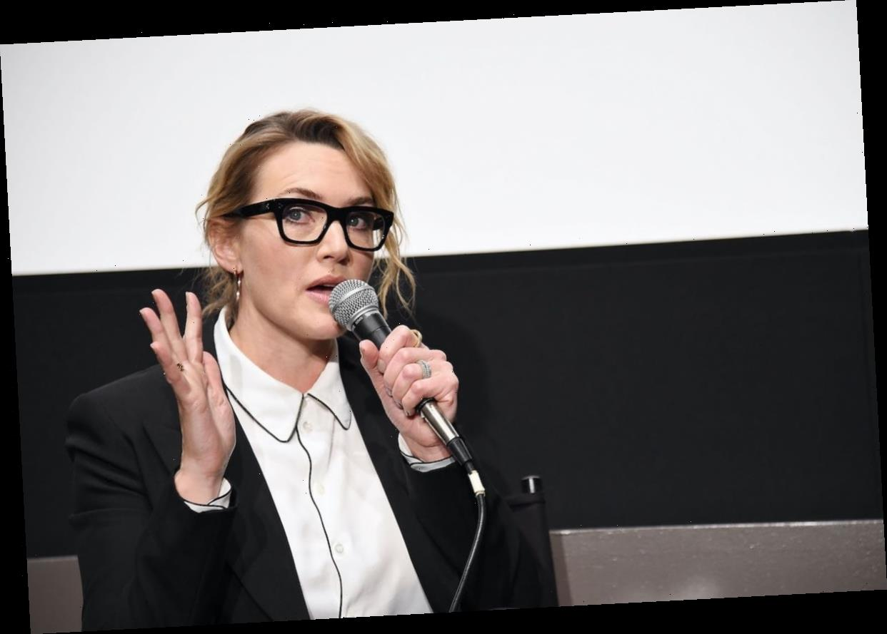 Kate Winslet Opened up About Having Impostor Syndrome: 'I'm Rubbish and Everyone Is Going To See It'