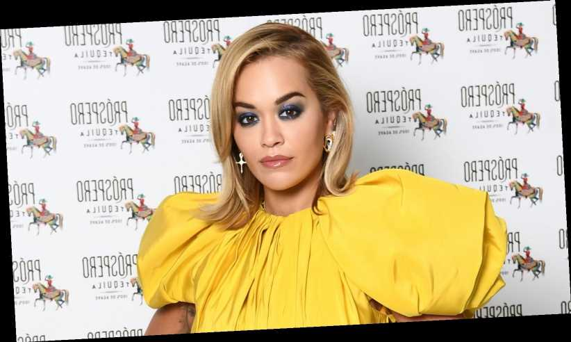 Why Rita Ora is apologizing for celebrating her birthday
